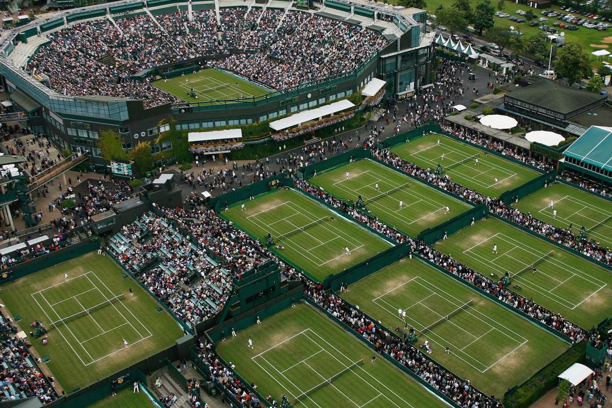 Image of Wimbledon Tennis