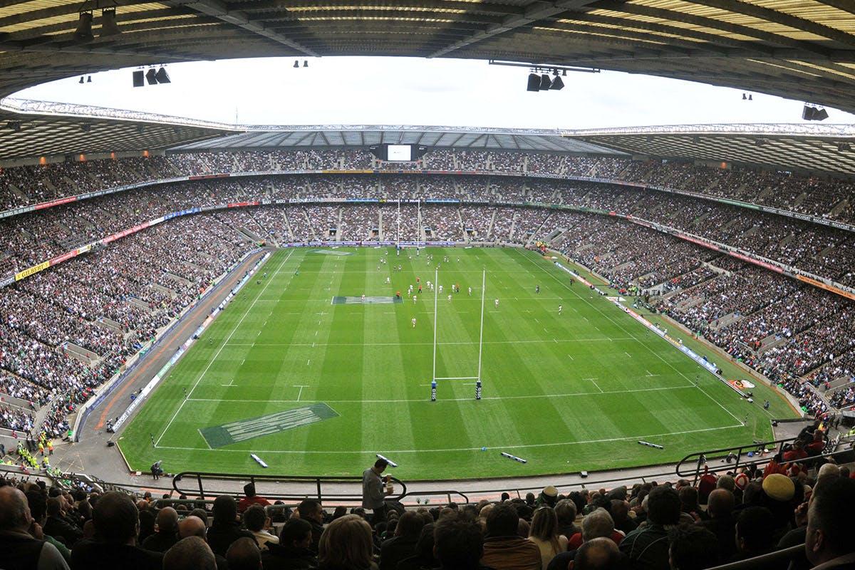 Image of Twickenham Stadium