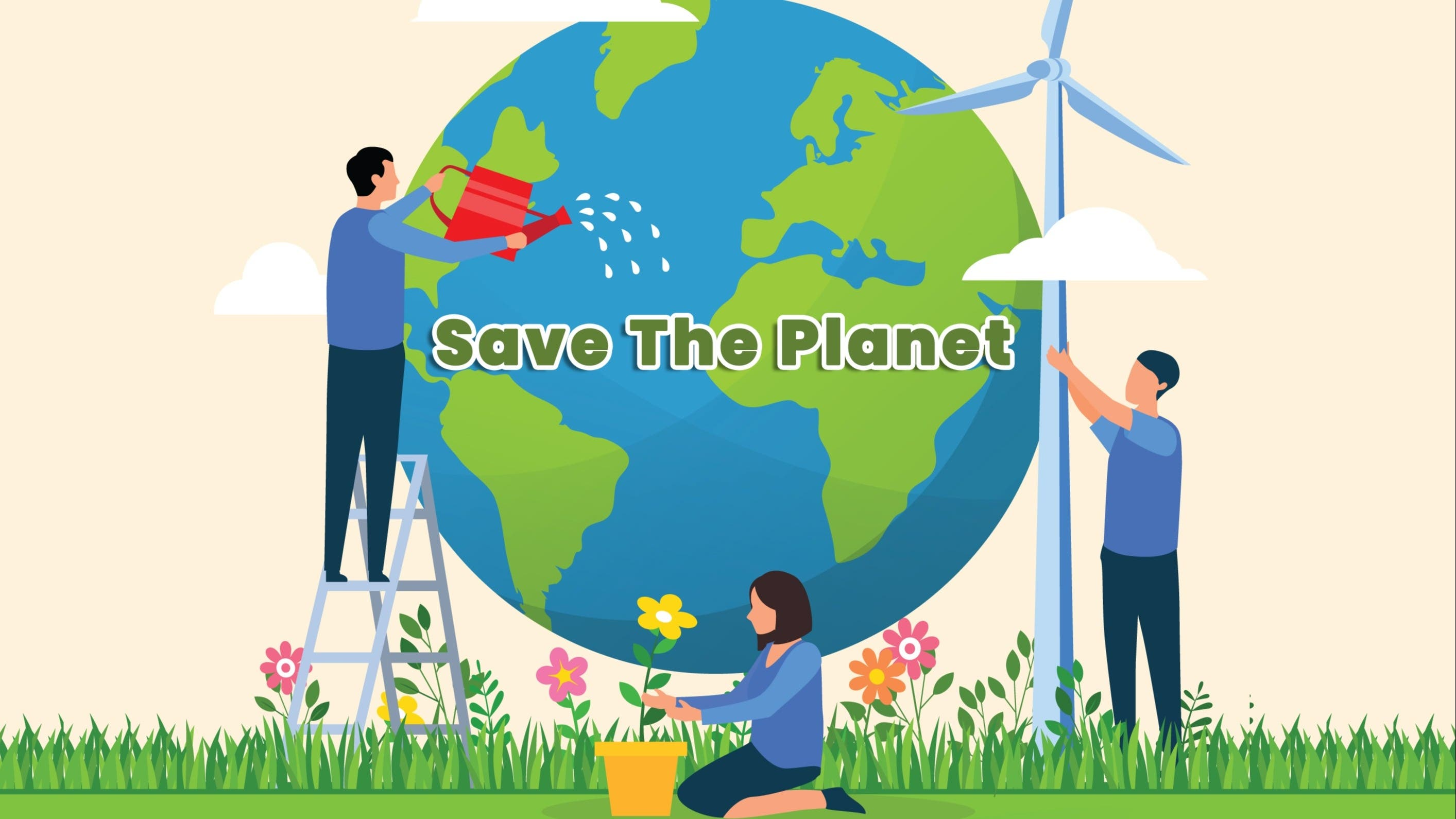 Save The Planet - Learning For Life