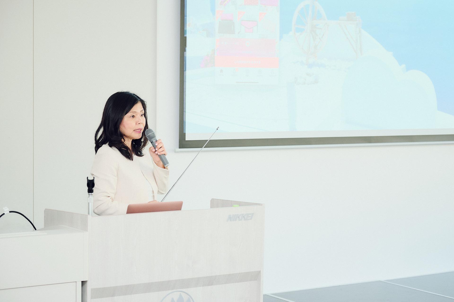 日経新聞社様主催メルカリセミナー登壇