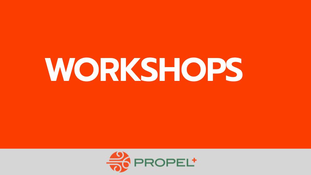 01 Live or Hybrid Workshops