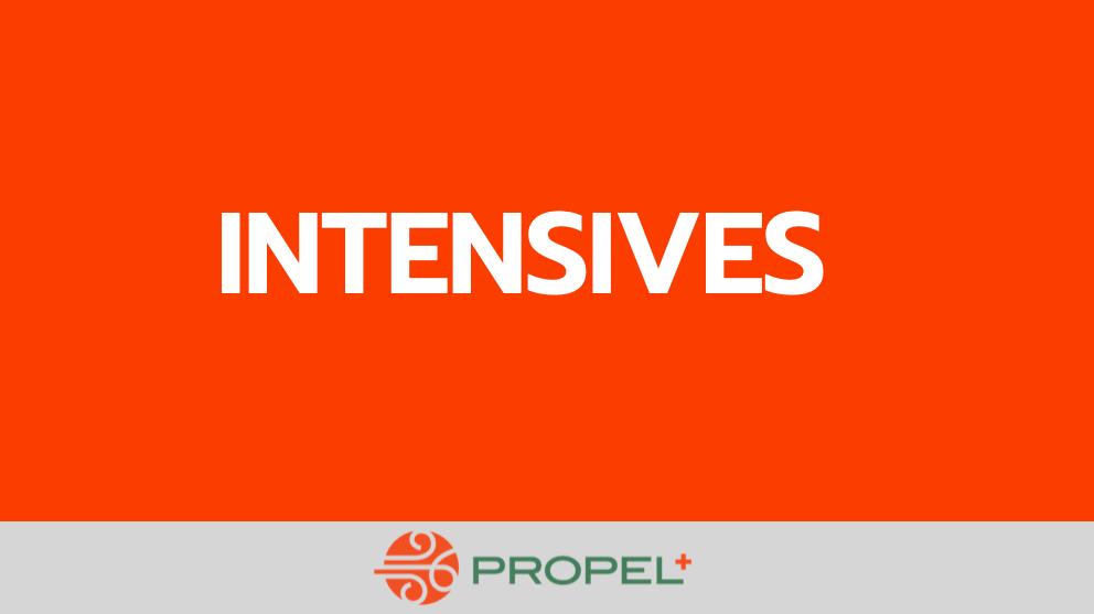 02 Cohort-Based Intensives