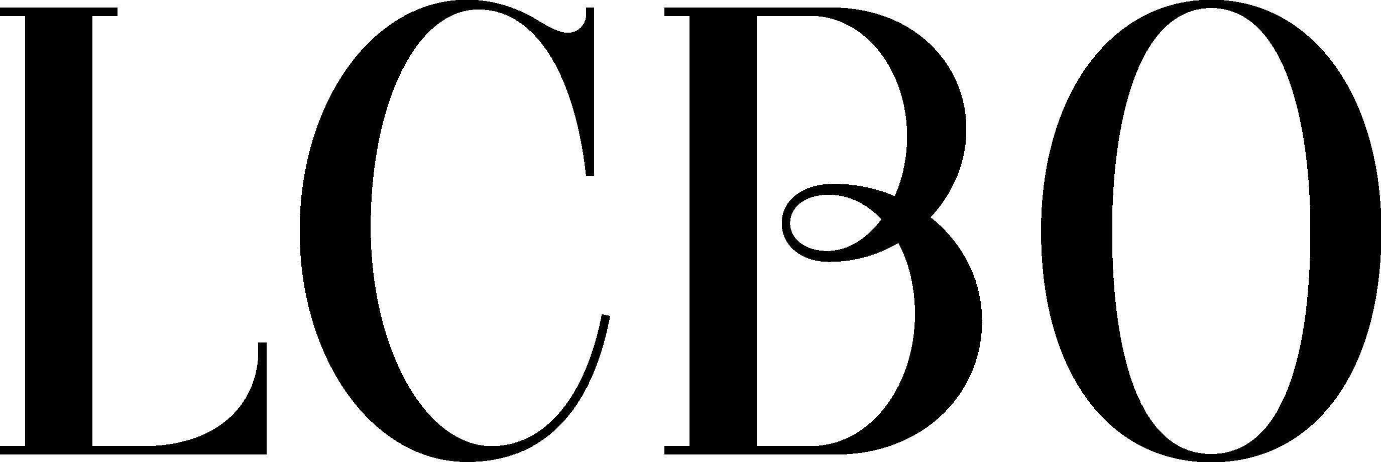 Logo for LCBO.