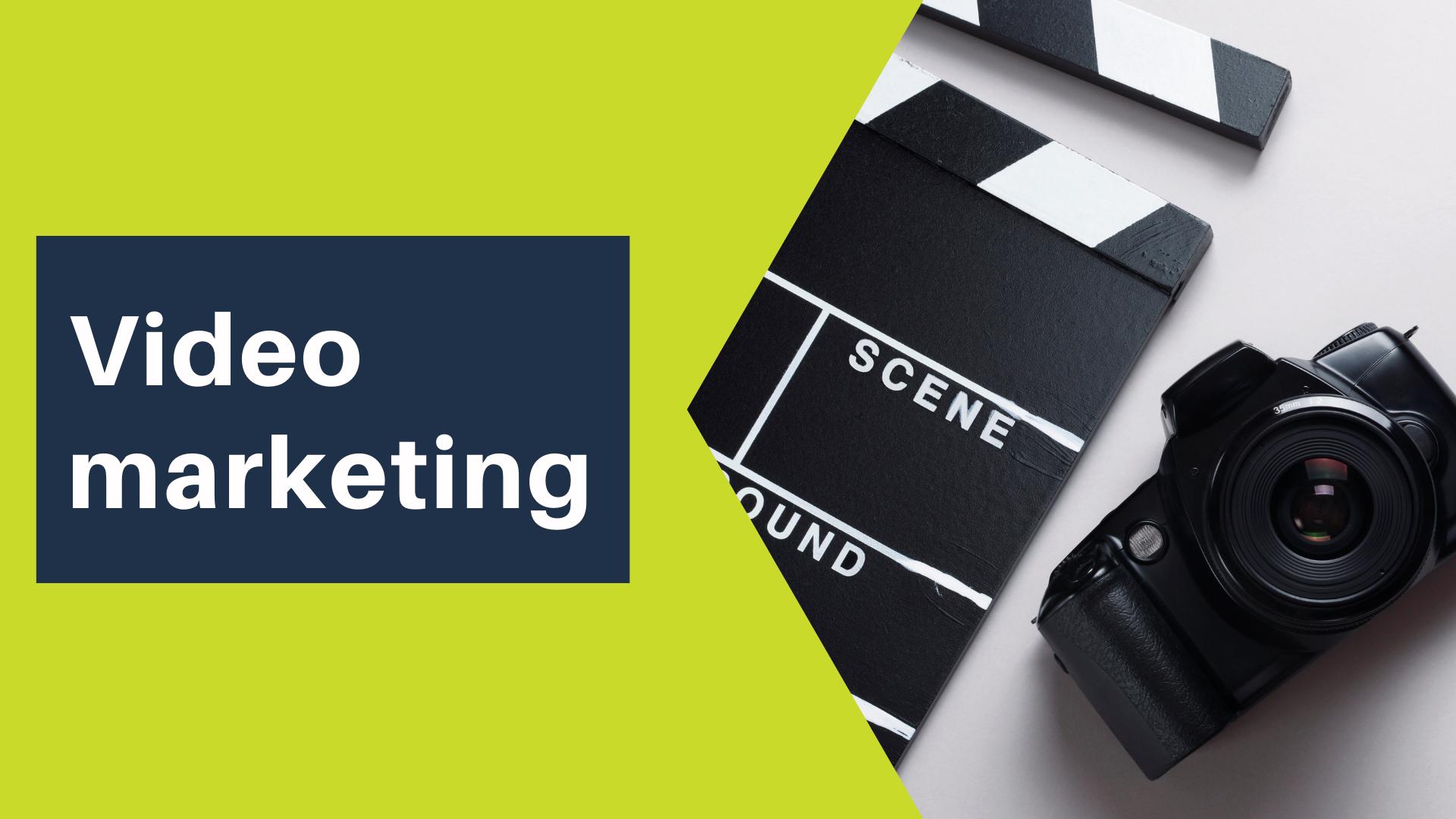 Dental video marketing