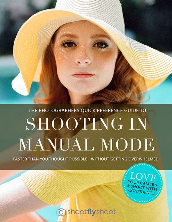 Shooting In Manual Mode E-Book Cover