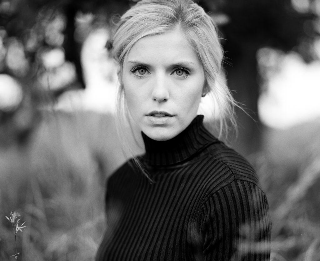 Black & White Portrait Shot