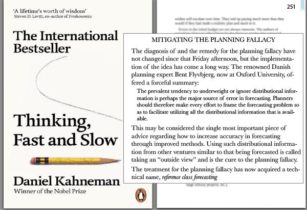 Daniel Kahneman, Thi