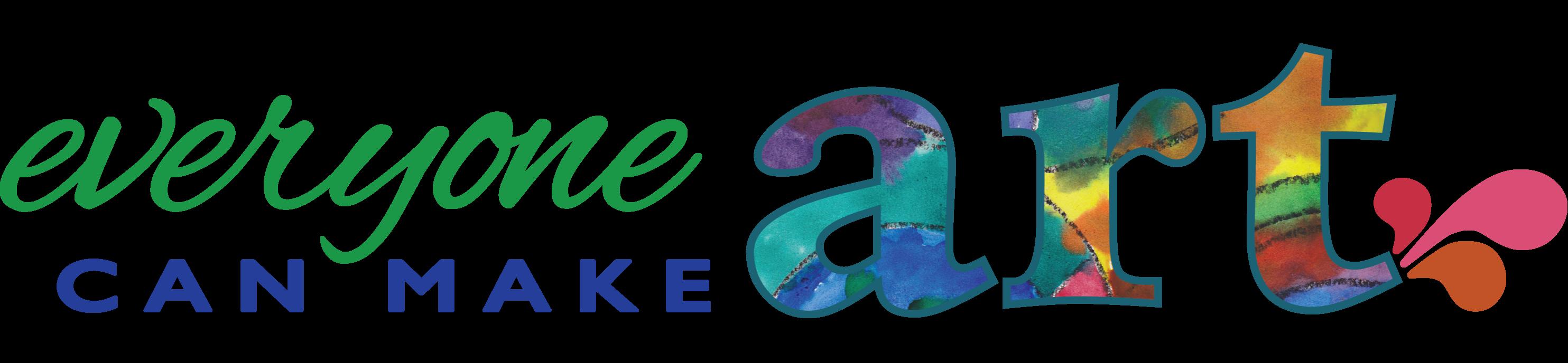 Everyone Can Make Art Logo