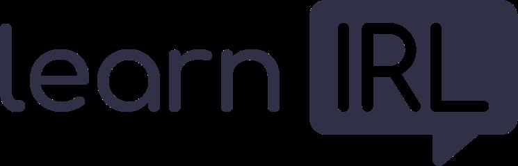 learn IRL logo