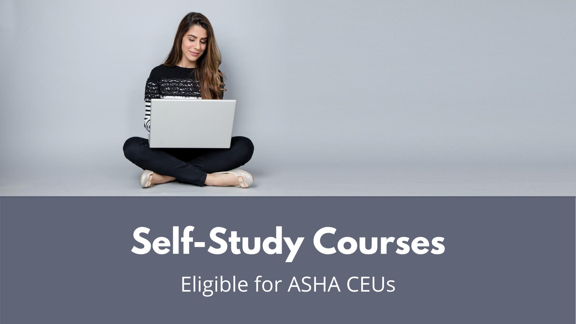 Self-Study CE Courses