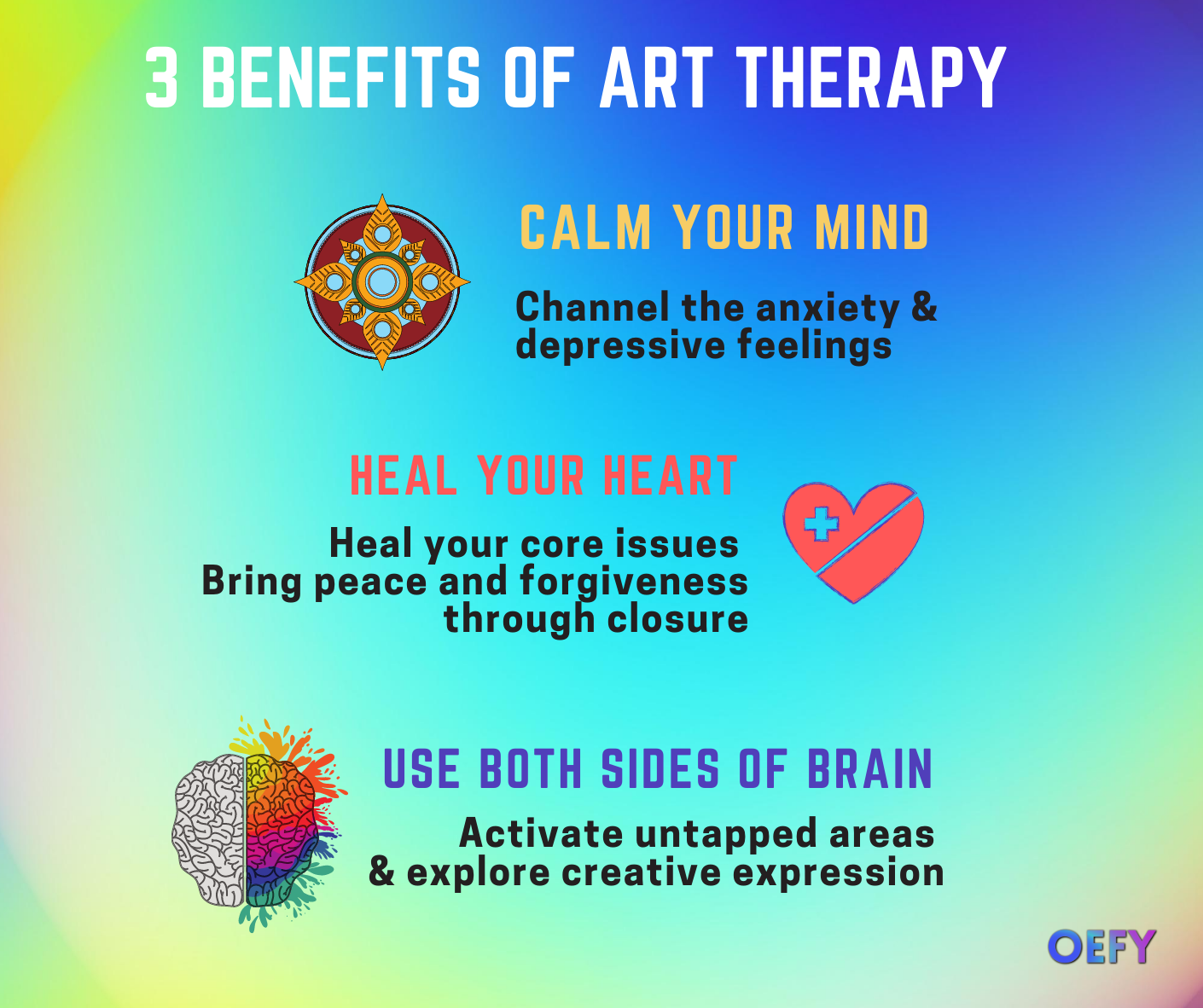 3 Benefits of Art Therapy