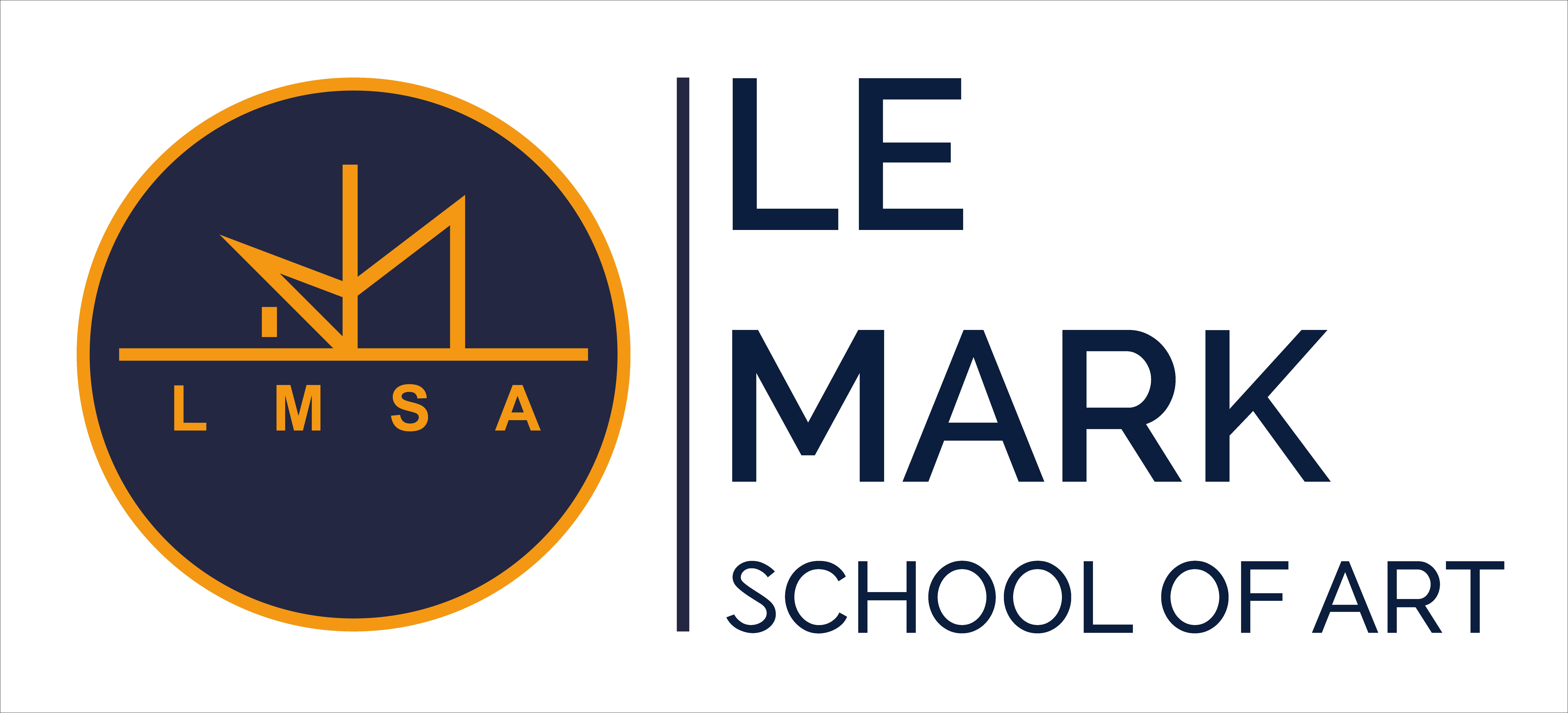 Le Mark School of Art Logo