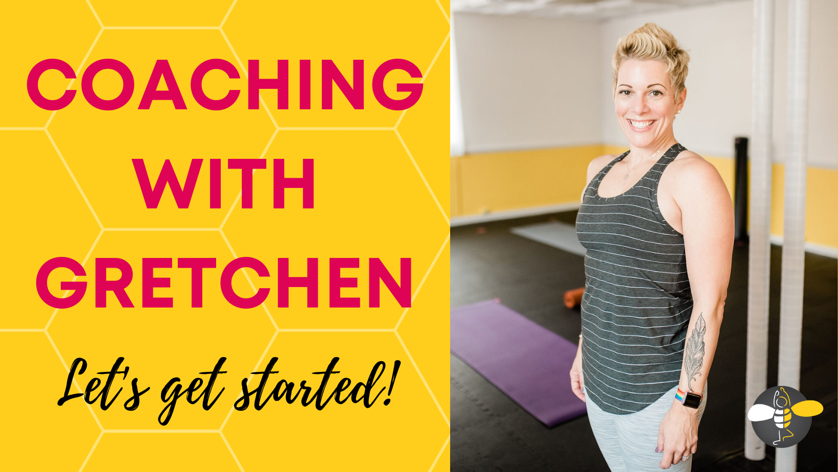 Coaching with Gretchen