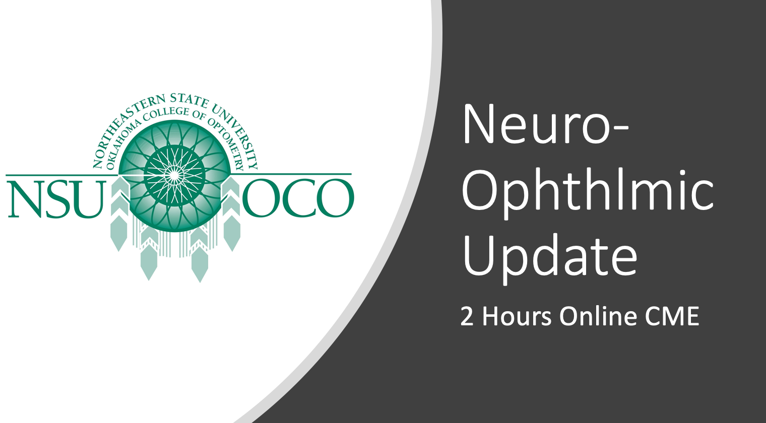 2021-2022 Neuro-Ophthalmic Update for the Primary Care OD