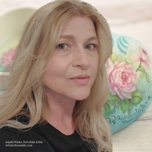 Angela Wisler Porcelain Artist