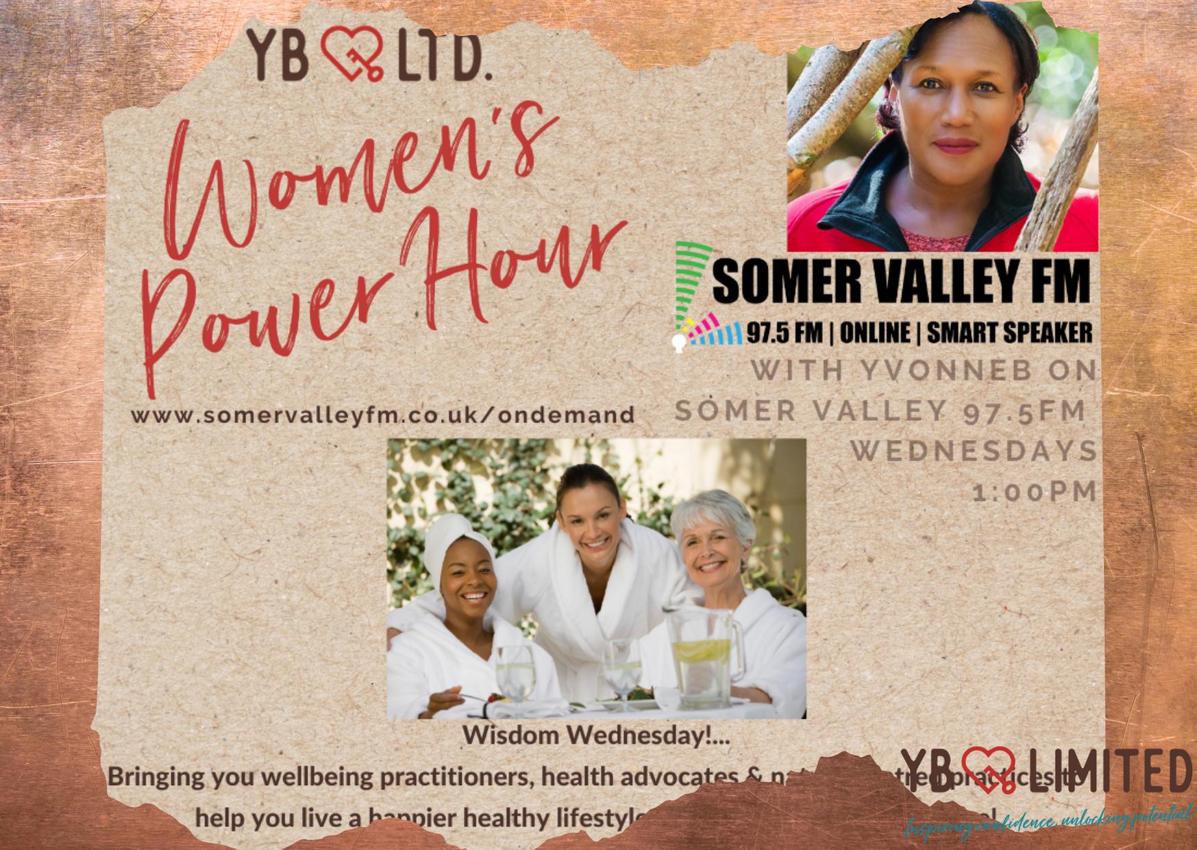 Women's Power Hour Show