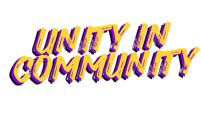 Student Community - Unity