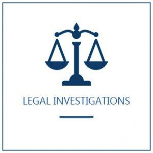 Legal Investigations CE