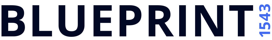 blueprint 1543 logo