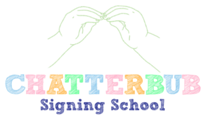Chatterbub Signing School Logo
