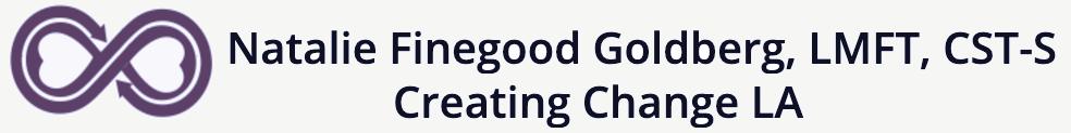 Natalie Finegood Goldberg, LMFT, CST logo