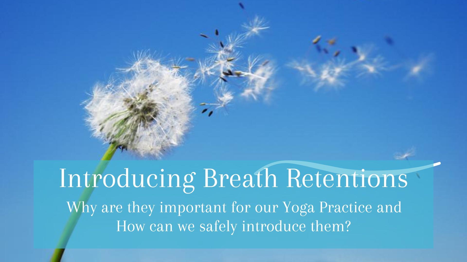 breath retention