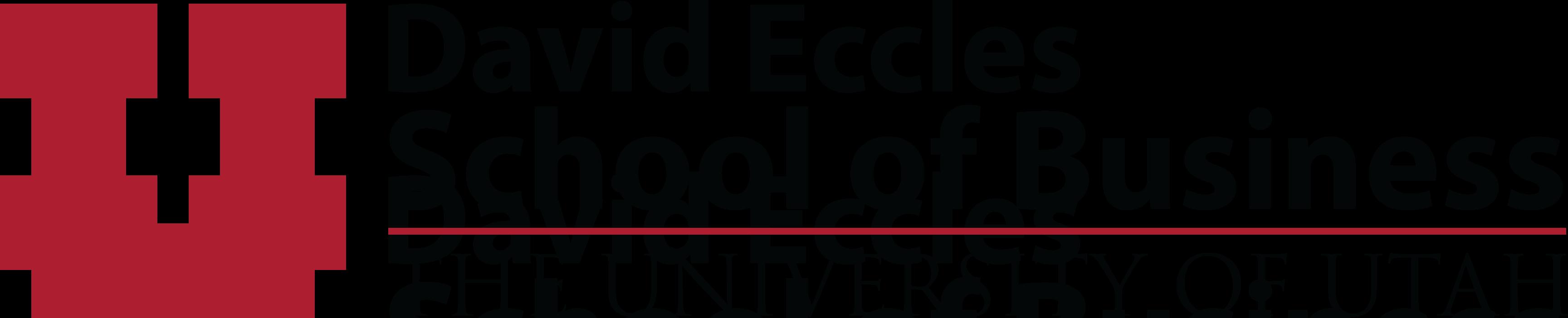 David Eccles School of Business