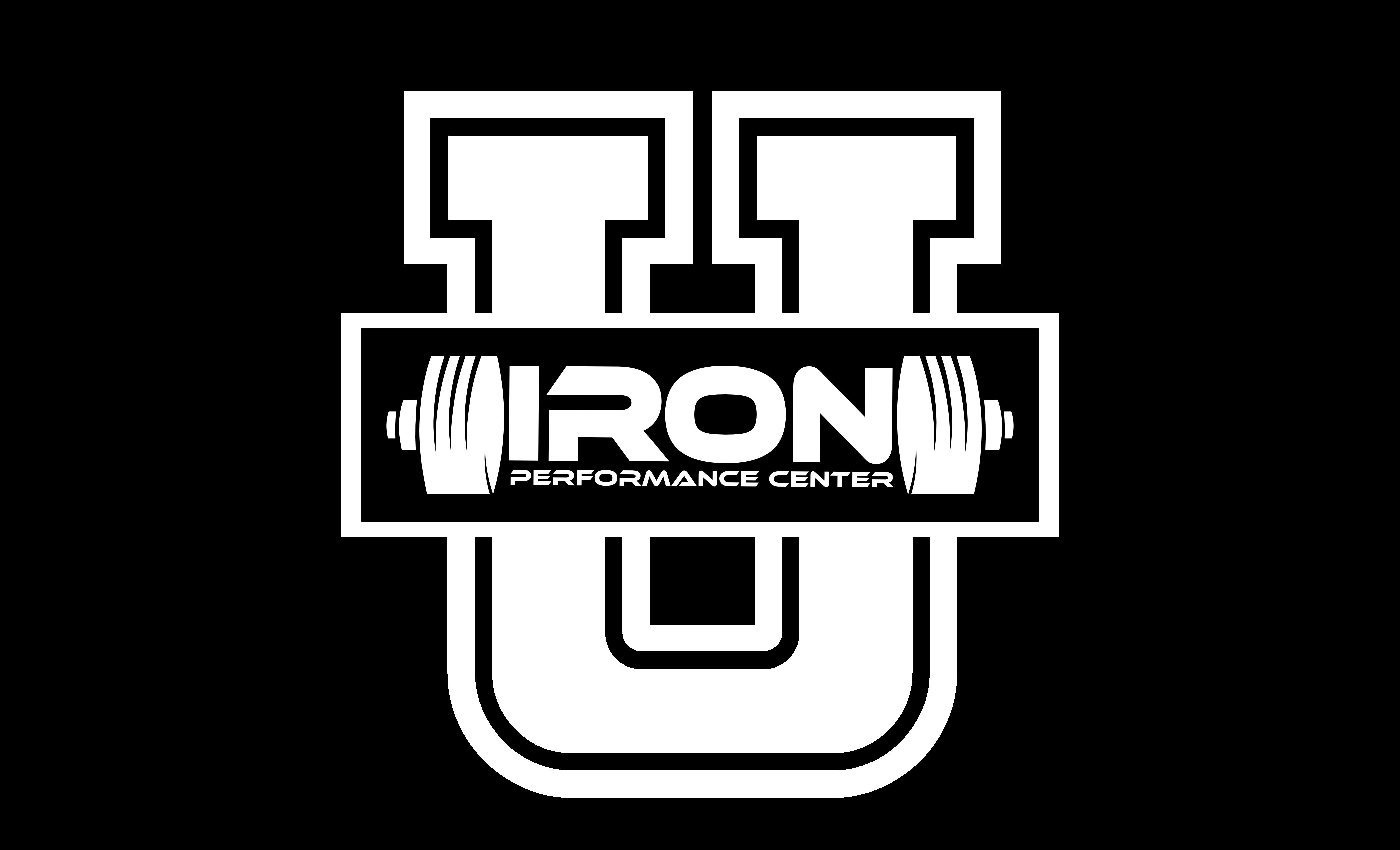 iron performance center university logo