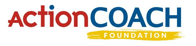 ActionCOACH Foundation website