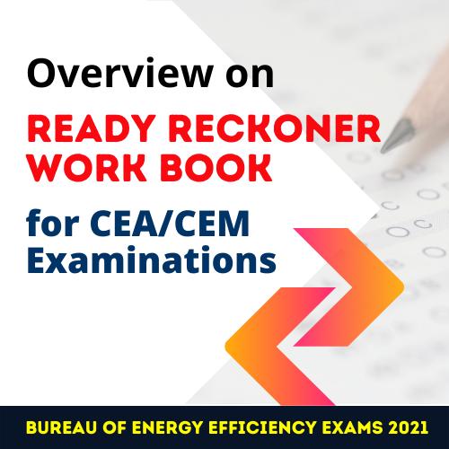 Ready Reckoner BEE Exam 2021