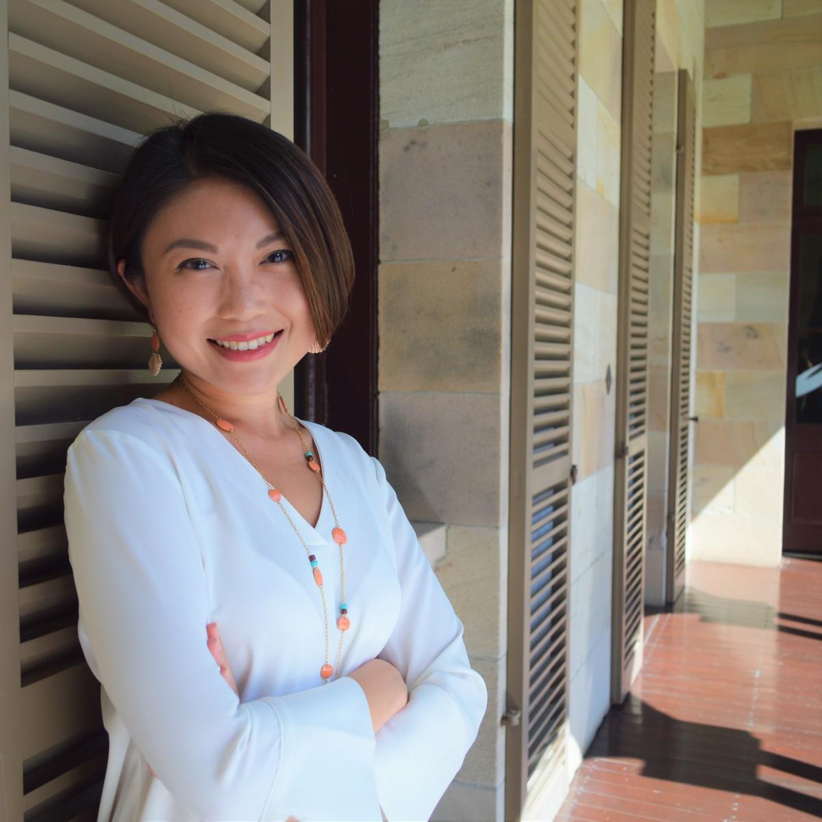 Photo of Dr. Elaine Yang