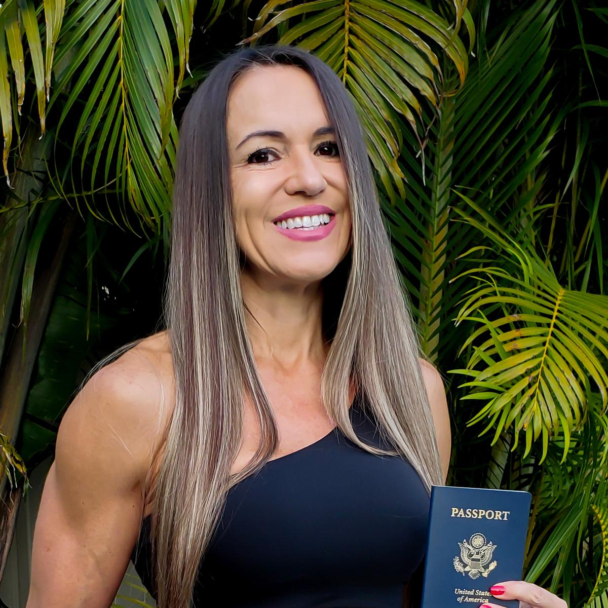 Photo of Paula Martinelli