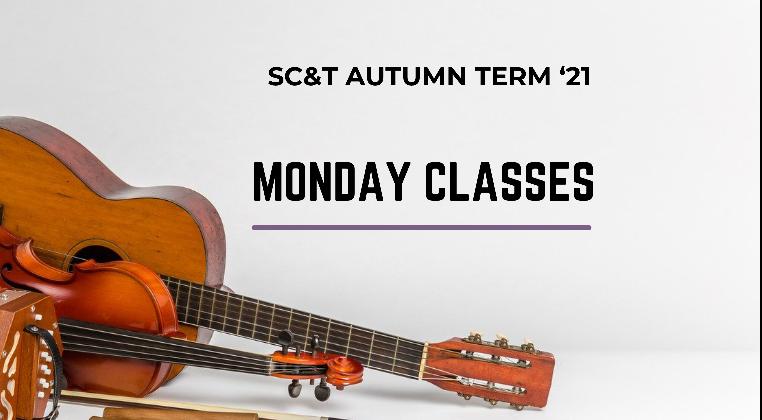Monday Night Classes