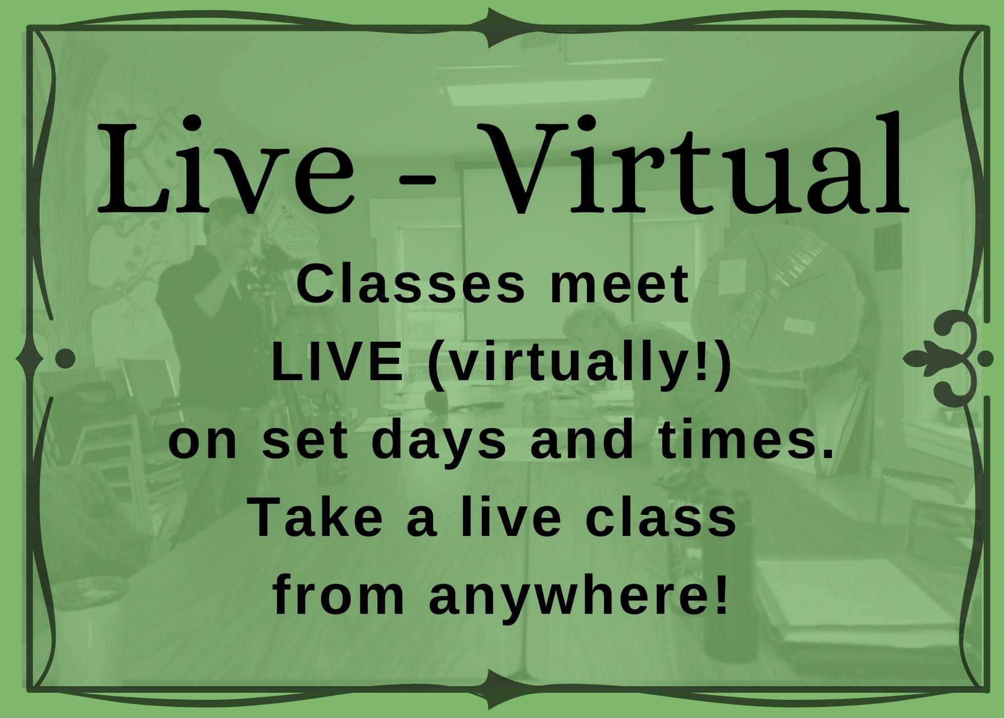 Live-Virtual