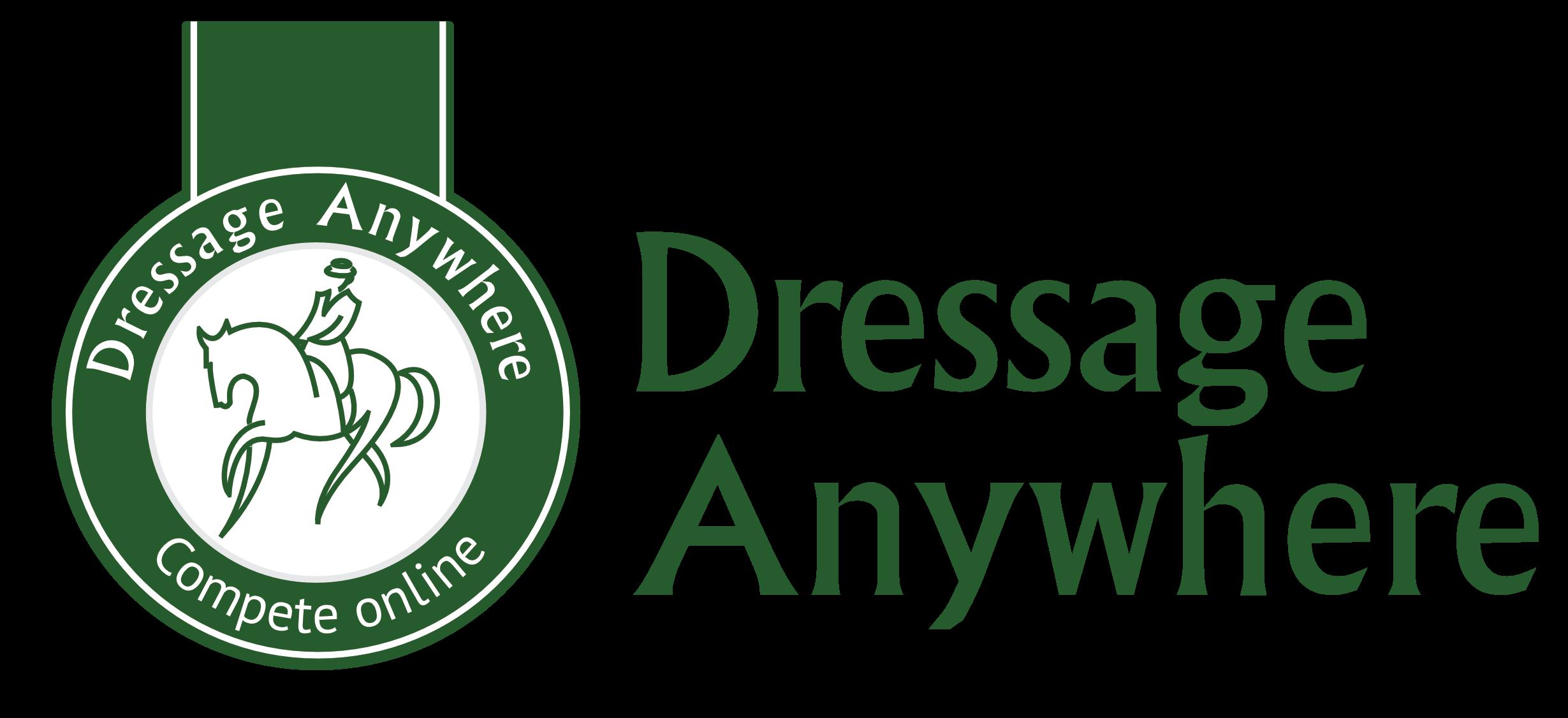 Dressage Anywhere Logo