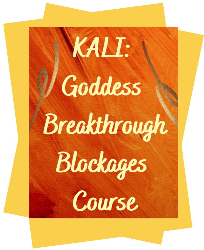 Goddess Healing Course