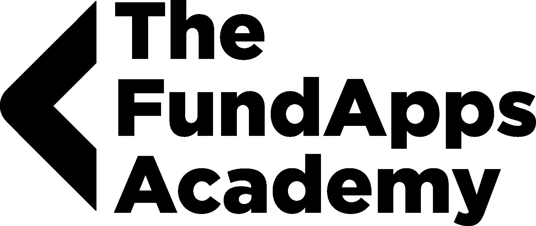 The FundApps Academy logo