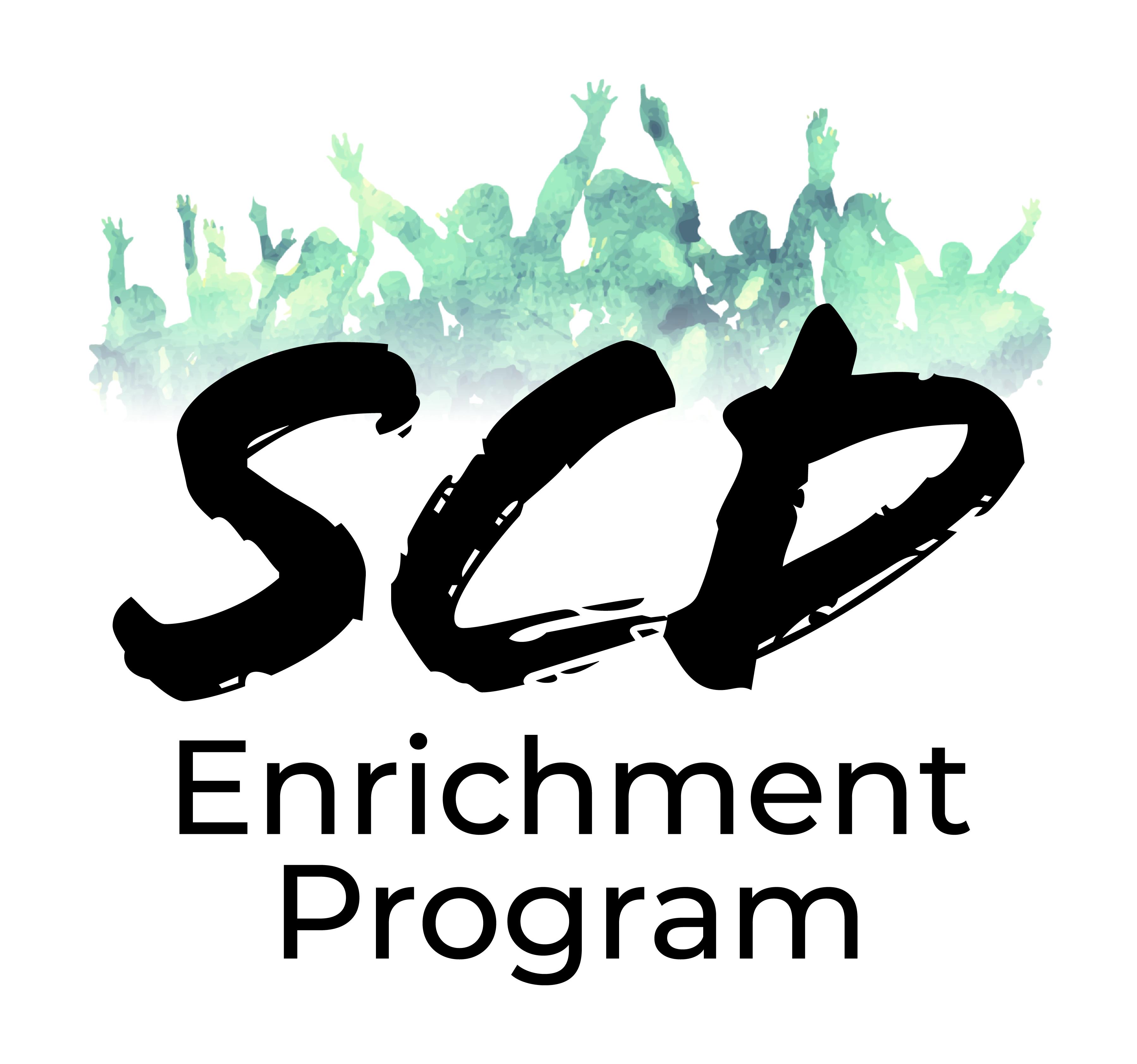 SCD Enrichment Program Logo