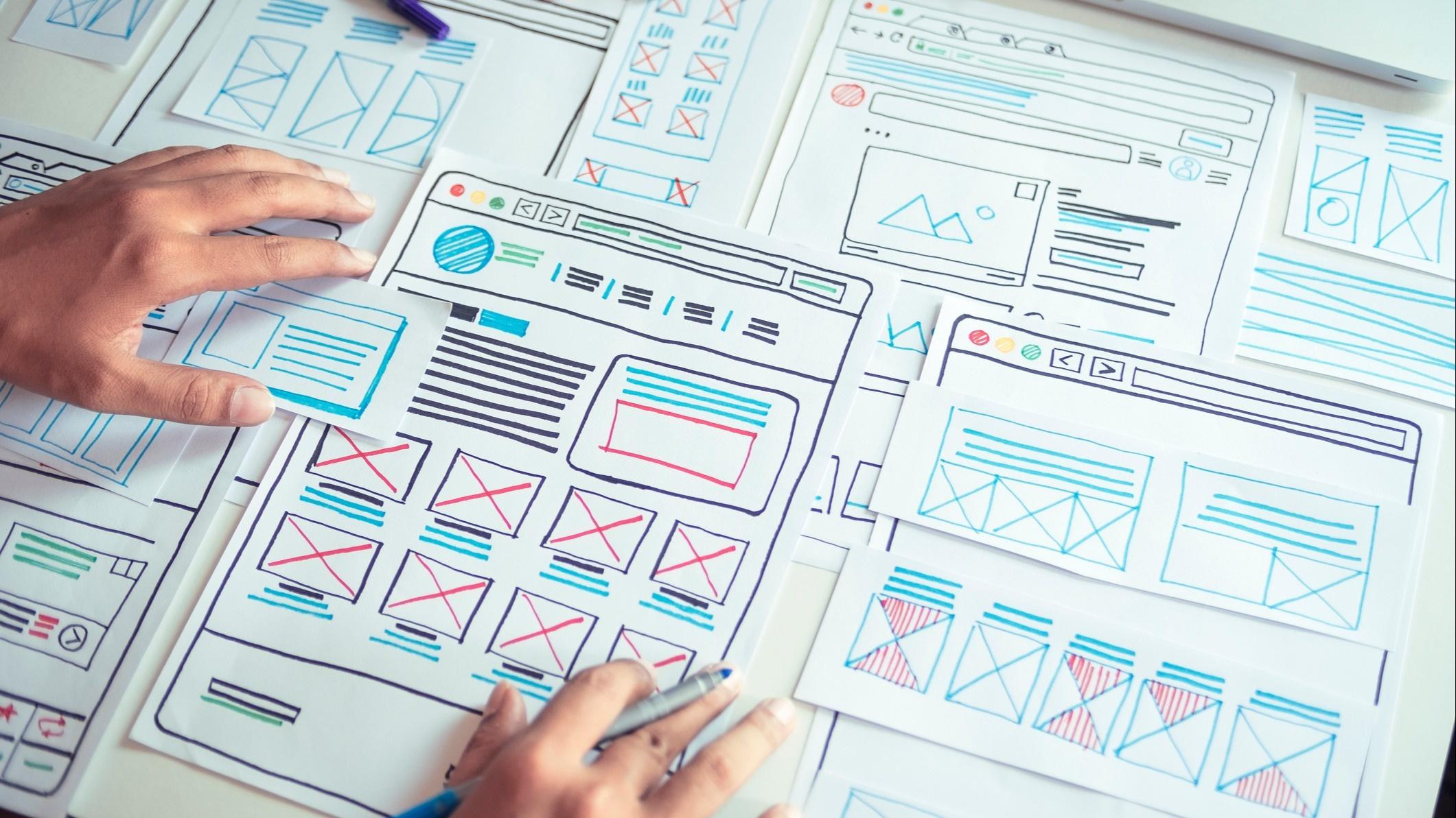 UX e UI no Marketing Digital