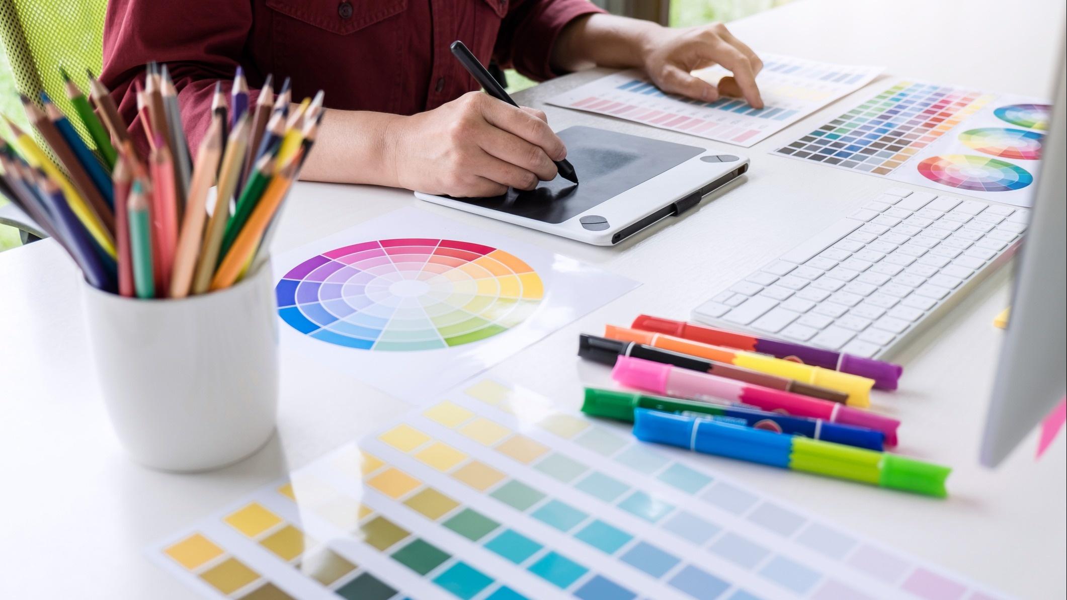 Conceitos de Design Gráfico e suas aplicações