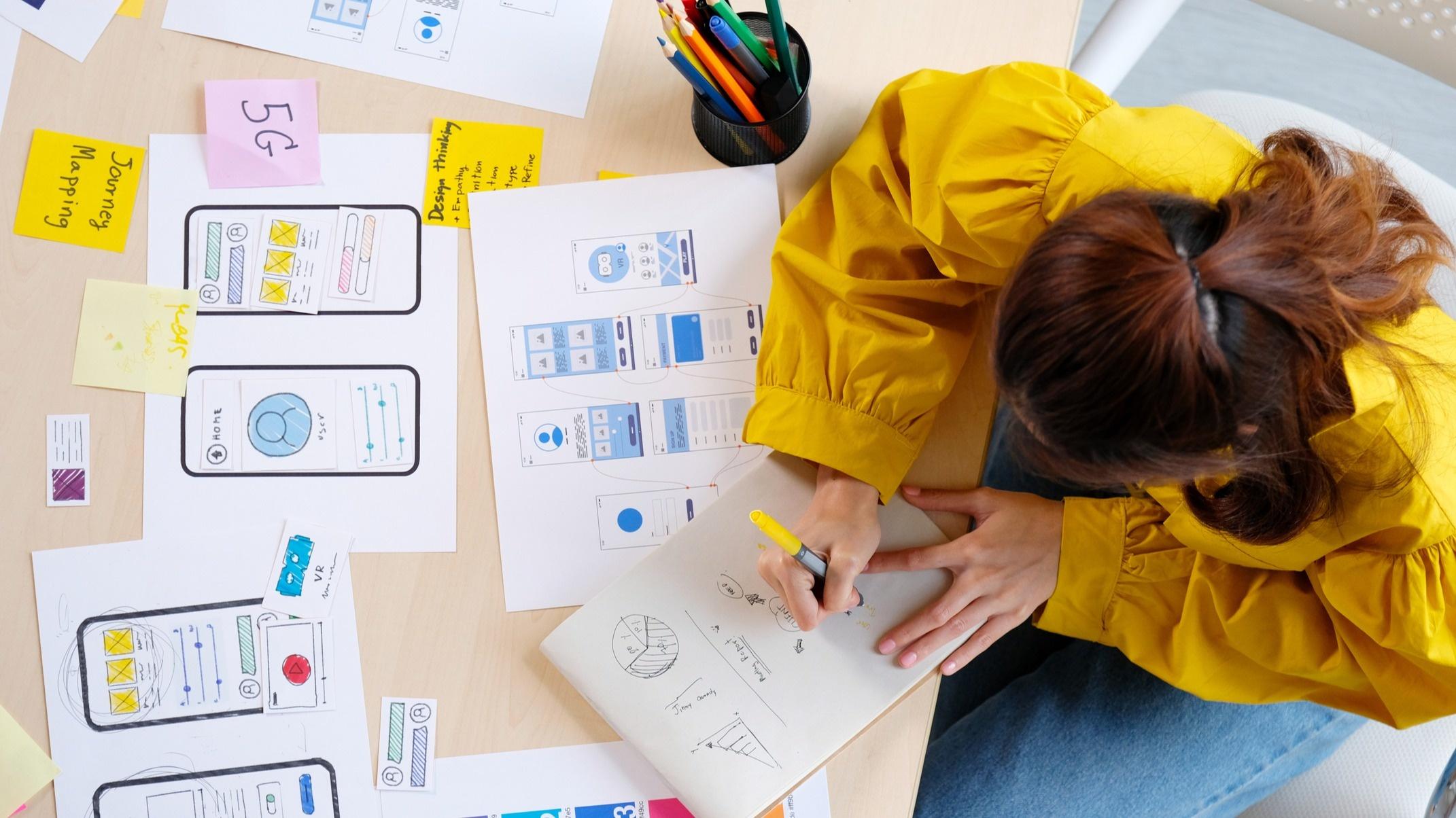 UX Design para conteúdos interativos