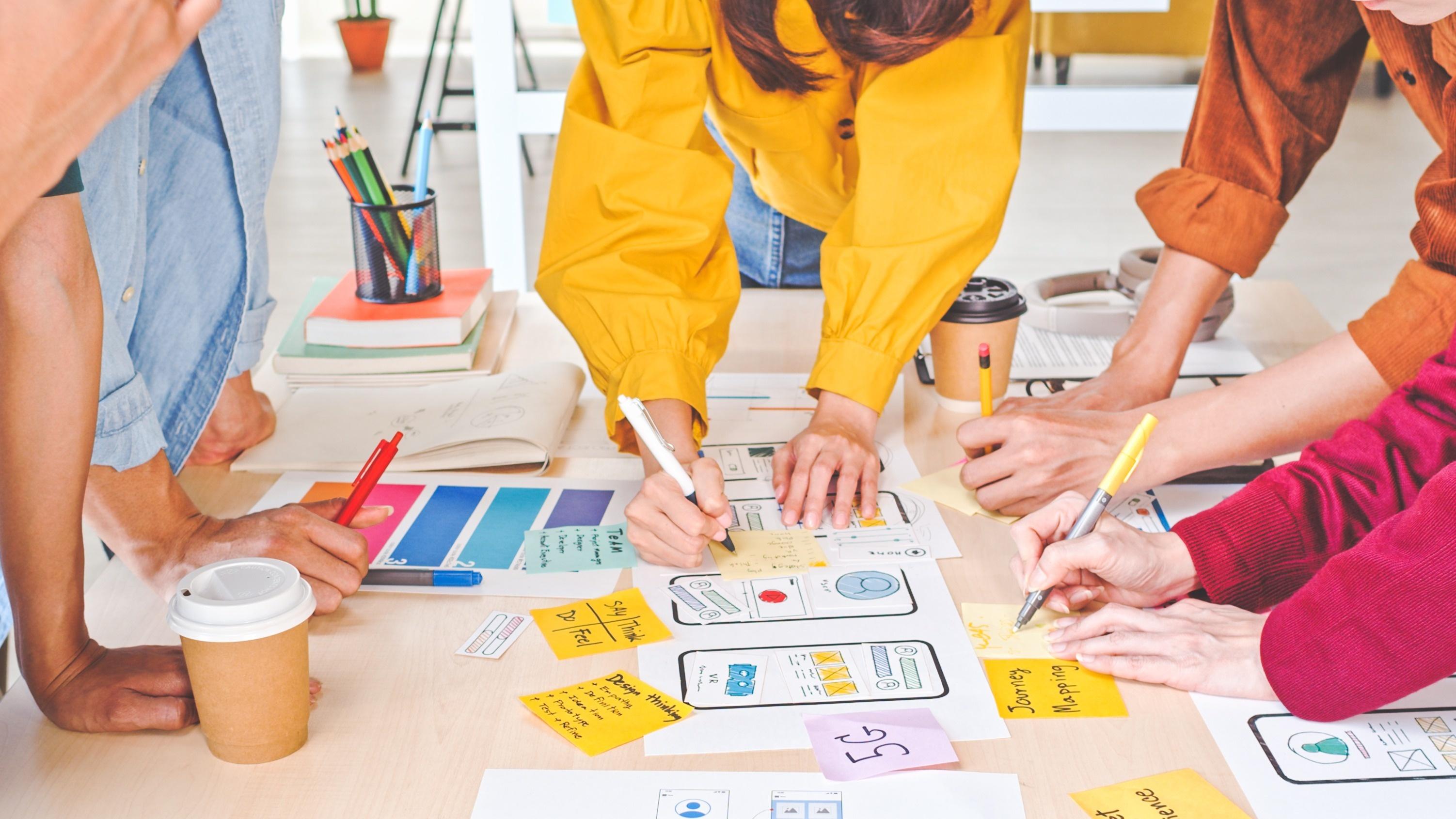 UI Design para conteúdos interativos