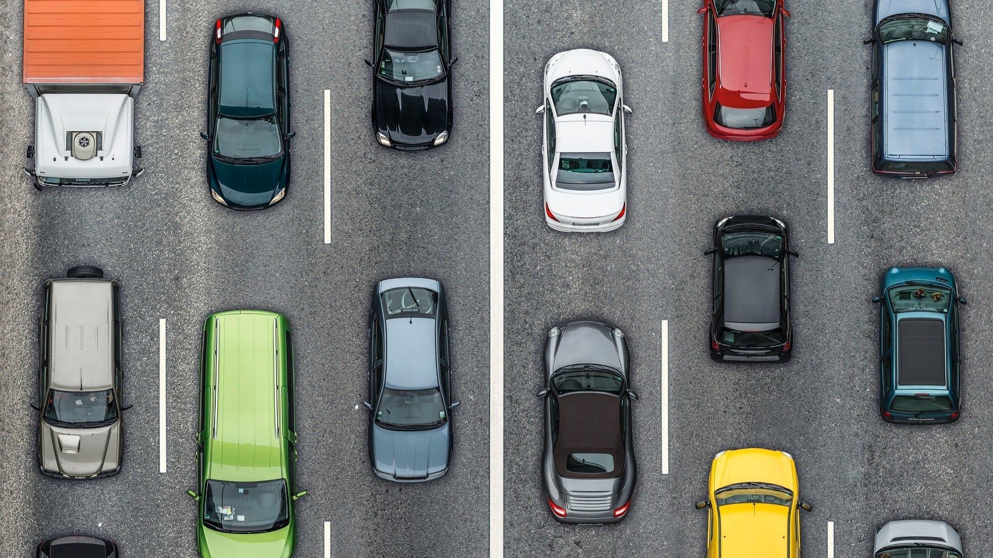 Análise de dados de tráfego