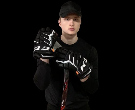 Landon Thomson - Hockey Skills Specialist