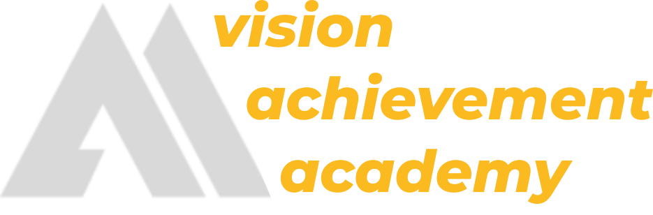 Achievement academy logo with link back to top level home page