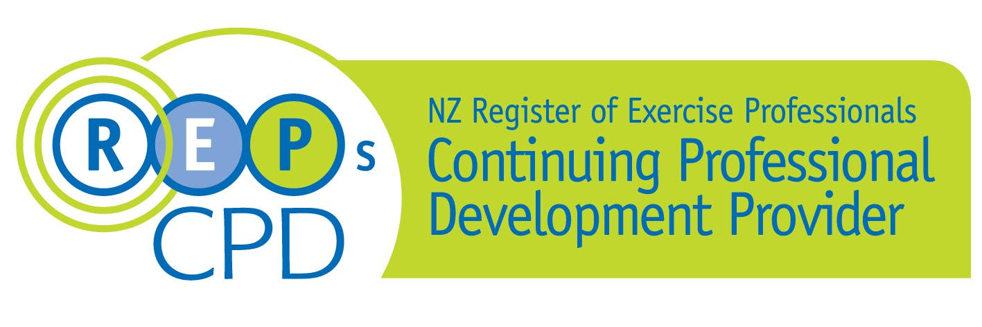 NZ Register of Exercise Professionals Continuing Professional Development Provider