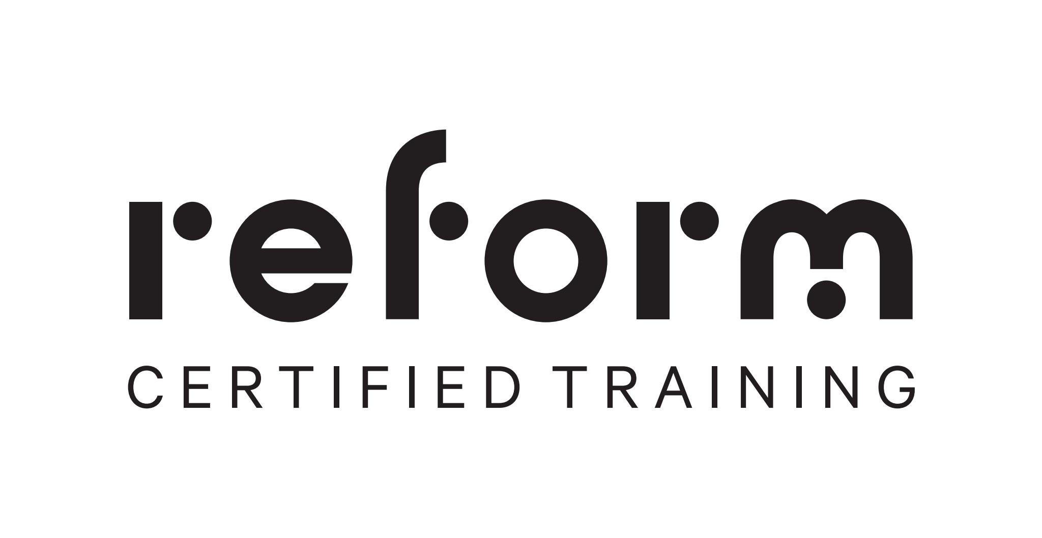Reform Certified Training
