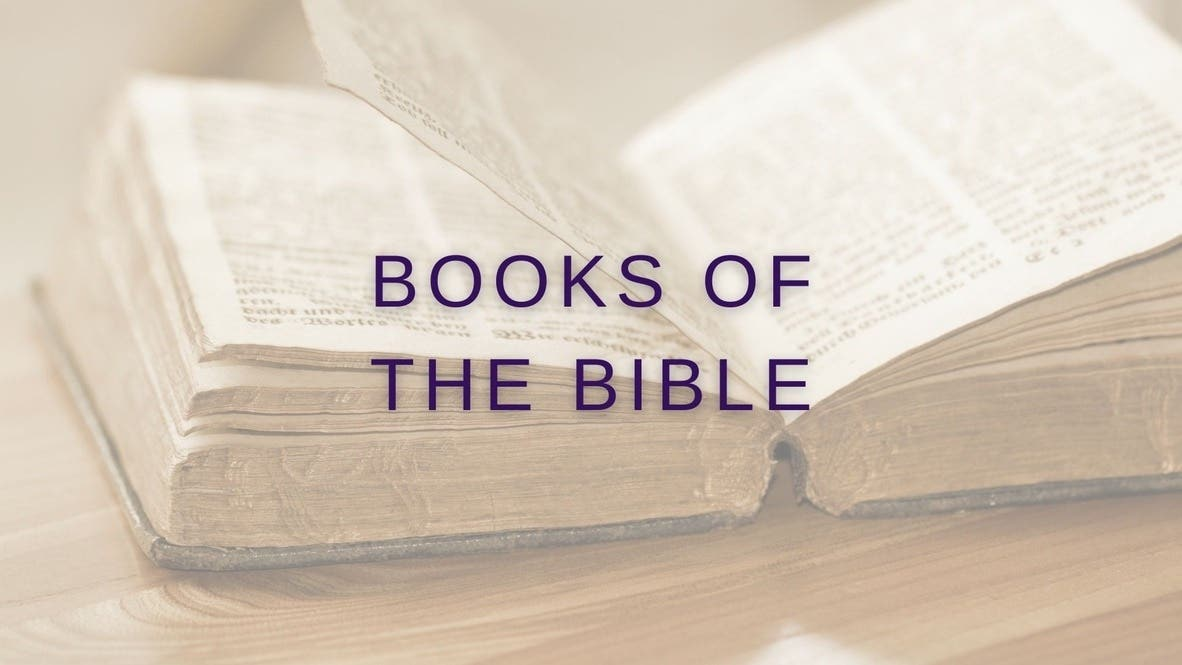 BOOK OF THE BIBLE
