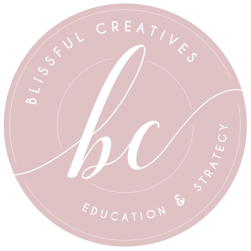 Blissful Creatives Courses
