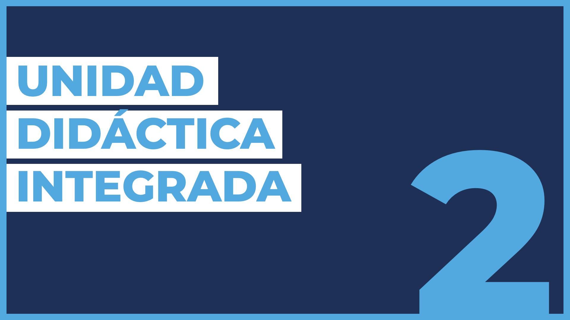 Capa 2️⃣ Unidad didáctica integrada